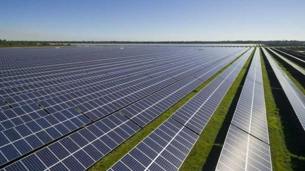 Solar Fram