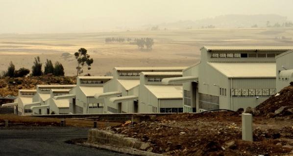Ethiopia+Bole-Lemi+Industrial+Park